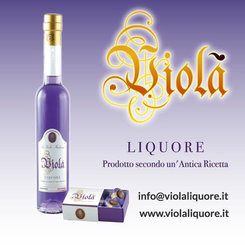 liquore alla viola